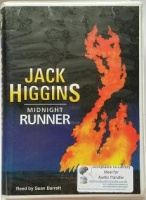 Midnight Runner written by Jack Higgins performed by Sean Barrett on Cassette (Unabridged)