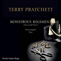 Monstrous Regiment written by Terry Pratchett performed by Stephen Briggs on CD (Unabridged)