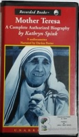 Mother Teresa - A Complete Authorized Biography written by Kathryn Spink performed by Davina Porter on Cassette (Unabridged)