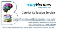 Courier Collection Service for Audio Transfer