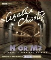 N or M? written by Agatha Christie performed by James Warwick on CD (Unabridged)