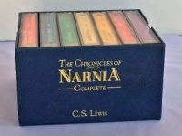 The Chronicles of Narnia written by C.S. Lewis performed by Claire Bloom, Michael York, Anthony Quayle and Ian Richardson on Cassette (Abridged)