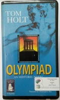 Olympiad written by Tom Holt performed by Christopher Kay on Cassette (Unabridged)