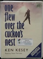One Flew Over the Cuckoo's Nest written by Ken Kesey performed by Peter Marinker on Cassette (Unabridged)