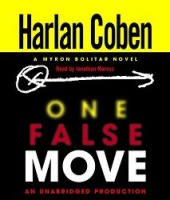 One False Move written by Harlan Coben performed by Jonathan Marosz on CD (Unabridged)