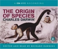 On The Origin of Species written by Charles Darwin performed by Richard Dawkins on CD (Abridged)
