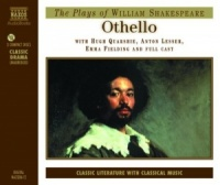 Othello written by William Shakespeare performed by Hugh Quarshie, Anton Lesser and Emma Fielding on CD (Abridged)