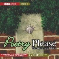 Poetry Please The Anniversary Edition written by Various Famous Authors performed by Various Famous Actors on CD (Abridged)