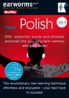 Earworms Rapid Polish Vol 1 written by Berlitz performed by Berlitz on CD (Unabridged)