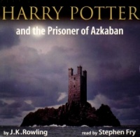 Harry Potter and the Prisoner of Azkaban (Adult Packaging) written by J.K. Rowling performed by Stephen Fry on CD (Unabridged)