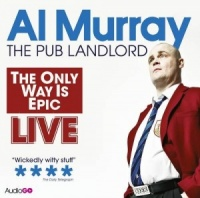 The Pub Landlord written by Al Murray performed by Al Murray on CD (Abridged)