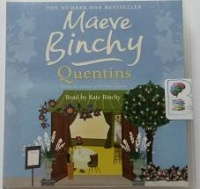 Quentins written by Maeve Binchy performed by Kate Binchy on CD (Abridged)