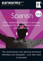 Earworms Rapid Spanish Vol 2 written by Berlitz performed by Earworms on CD (Abridged)