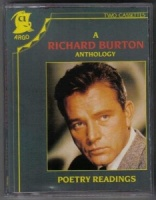 A Richard Burton Anthology written by Various British Poets performed by Richard Burton on Cassette (Unabridged)