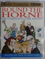 Round the Horne written by Barry Took performed by Barry Took on Cassette (Abridged)