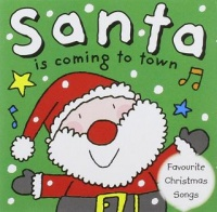 Santa is Coming to Town! written by Various Traditional Songwriters performed by The CYP Singers on CD (Unabridged)
