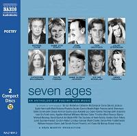 Seven Ages - An Anthology of Poetry with Music written by William Shakespeare performed by Michael Caine, Judi Dench, Ralph Fiennes and Ian McKellen on CD (Abridged)