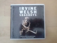 Skagboys written by Irvine Welsh performed by Tam Dean Burn on CD (Unabridged)
