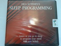 Sleep Programming written by Dick Sutphen performed by Dick Sutphen on CD (Unabridged)