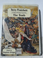 The Truth written by Terry Pratchett performed by Stephen Briggs on Cassette (Unabridged)