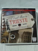A Dead Man in Trieste written by Michael Pearce performed by Clive Mantle on CD (Unabridged)