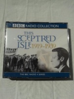 This Sceptred Isle 1919-1939 written by Christopher Lee performed by Anna Massey and Robert Powell on CD (Unabridged)