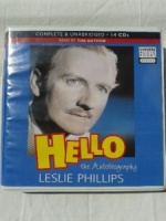 Hello written by Leslie Phillips performed by Leslie Phillips on CD (Unabridged)
