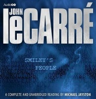 Smiley's People written by John Le Carre performed by Michael Jayston on CD (Unabridged)