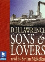 Sons and Lovers written by D.H. Lawrence performed by Ian McKellen on Cassette (Abridged)