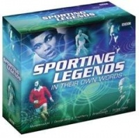 Sporting Legends in Their Own Words written by BBC Radio and TV Archives performed by Muhammad Ali, George Best, Brian Clough and Stirling Moss on CD (Abridged)