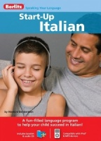 Berlitz Start-Up Italian written by Howard Beckerman performed by Howard Beckerman on CD (Abridged)