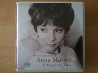 Telling Some Tales written by Anna Massey performed by Anna Massey on CD (Unabridged)