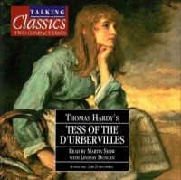 Tess of the D'Urbervilles written by Thomas Hardy performed by Martin Shaw and Lindsay Duncan on CD (Abridged)