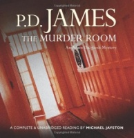 The Murder Room written by P.D. James performed by Michael Jayston on CD (Unabridged)