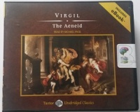 The Aeneid written by Virgil performed by Michael Page on CD (Unabridged)