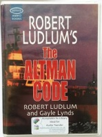 The Altman Code written by Robert Ludlum and Gayle Lynds performed by Jeff Harding on Cassette (Unabridged)