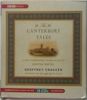 The Canterbury Tales written by Geoffrey Chaucer performed by Bill Willis, Ric Jerrom, Mark Meadows and Cameron Stewart on CD (Unabridged)