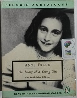 The Diary of a Young Girl - The Definitive Edition written by Anne Frank performed by Helena Bonham Carter on Cassette (Unabridged)
