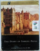 The Diary of Samuel Pepys written by Samuel Pepys performed by BBC Full Cast Dramatisation on Cassette (Abridged)