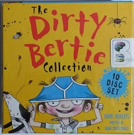 The Dirty Bertie Collection written by Allan MacDonald performed by David Roberts on CD (Abridged)