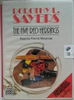 The Five Red Herrings written by Dorothy L. Sayers performed by Patrick Malahide on Cassette (Unabridged)