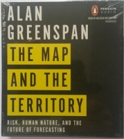 The Map and The Territory written by Alan Greenspan performed by Malcolm Hillgartner on CD (Unabridged)