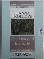 The Men and the Girls written by Joanna Trollope performed by Eleanor Bron on Cassette (Unabridged)