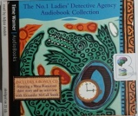 The No.1 Ladies' Detective Agency Audiobook Collection written by Alexander McCall Smith performed by Adjoa Andoh on CD (Abridged)