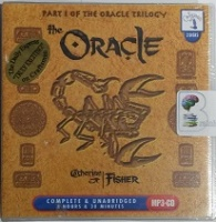 The Oracle written by Catherine Fisher performed by Judith Boyd on MP3CD (Unabridged)