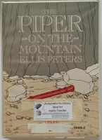 The Piper on the Mountain written by Ellis Peters performed by Simon Prebble on Cassette (Unabridged)