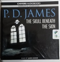 The Skull Beneath the Skin written by P.D. James performed by Jane Asher on CD (Unabridged)