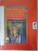 The Burglar in the Closet written by Lawrence Block performed by Richard Ferrone on Cassette (Unabridged)