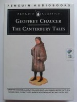 The Canterbury Tales written by Geoffrey Chaucer performed by Richard Briers, Geoffrey Matthews, Prunella Scales and Timothy West on Cassette (Abridged)