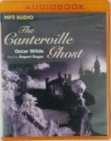 The Canterville Ghost written by Oscar Wilde performed by Rupert Degas on MP3 CD (Unabridged)